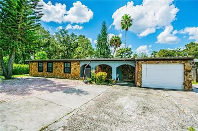 Tampa Single Family Home For Sale: 7112 Harney Road
