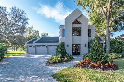 Hillsborough County Single Family Home For Sale: 5103 Rolling Fairway Drive