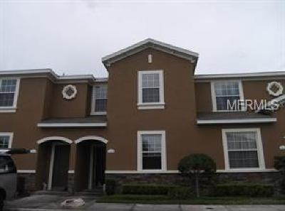 Plant City Townhouse For Sale: 1916 Greenwood Valley Drive