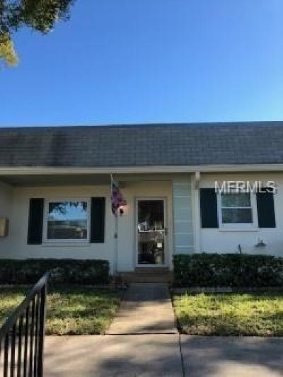Clearwater Villa For Sale: 1427 Normandy Park Drive #6
