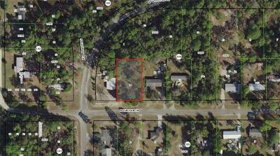 Homosassa Residential Lots & Land For Sale: 7301 W Lincoln Lane