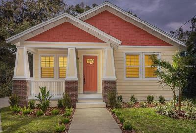 Tampa Single Family Home For Sale: 1516 E North Street