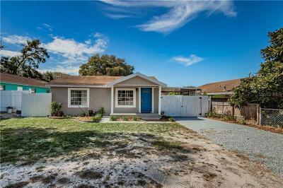 Single Family Home For Sale: 8908 N Boulevard