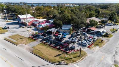 Commercial For Sale: 3100 Lake Alfred Road