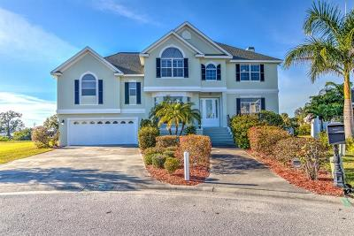 Ruskin Single Family Home For Sale: 407 Inlet Road