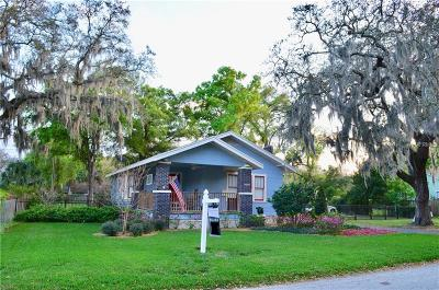 Tampa Single Family Home For Sale: 1207 E McBerry Street