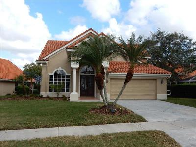 Lutz FL Single Family Home For Sale: $449,900