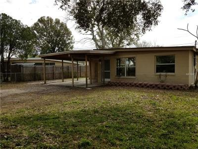 Seminole Single Family Home For Sale: 8266 Rose Terrace