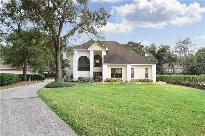 Hillsborough County, Pasco County, Pinellas County Single Family Home For Sale: 11101 Winthrop Way