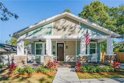 Tampa Single Family Home For Sale: 916 E Norfolk Street