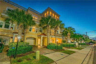Clearwater Beach Townhouse For Sale: 145 Brightwater Drive #4