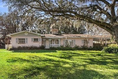 Single Family Home Sold: 3301 Joe Sanchez Road