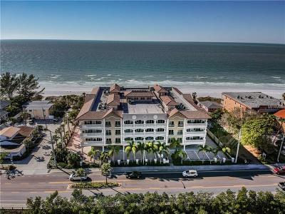 Indian Rocks Beach Condo For Sale: 604 Gulf Boulevard #207