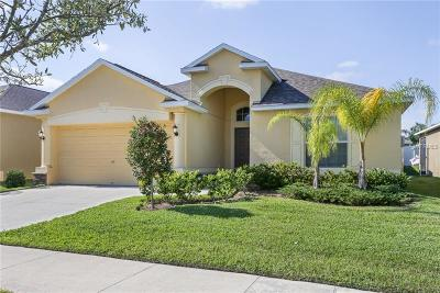 Wimauma Single Family Home For Sale: 16610 Myrtle Sand Drive