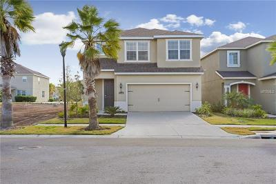 Riverveiw, Riverview, Riverview/tampa Single Family Home For Sale: 11155 Abaco Island Avenue