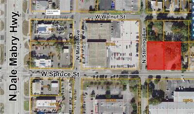 Tampa Residential Lots & Land For Sale: 3619 W Spruce Street