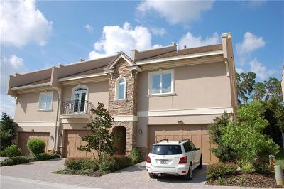 Tarpon Springs Townhouse For Sale: 1425 Hillside Landing Drive