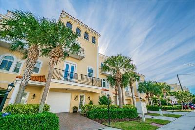 Clearwater Beach Townhouse For Sale: 145 Brightwater Drive #5