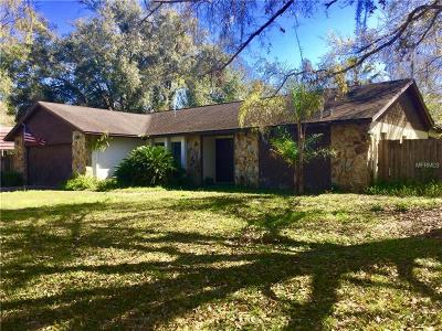 Land O Lakes Single Family Home For Sale: 3260 Grove Place