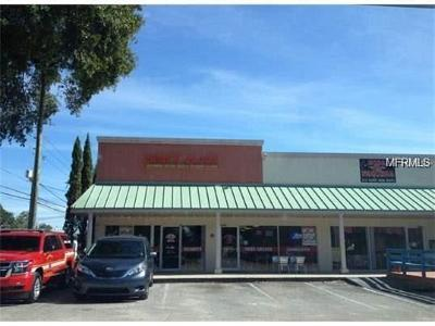 Pinellas County Commercial For Sale: 2097 Drew Street