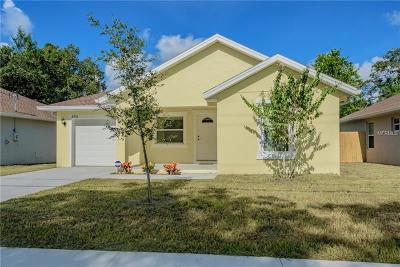 Tampa Single Family Home For Sale: 8616 N 16th Street