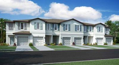Tampa Townhouse For Sale: 7656 Ginger Lily Court