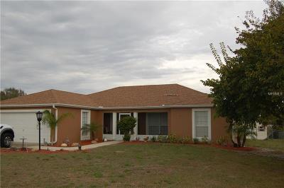 Winter Haven Single Family Home For Sale: 173 Lake Thomas Drive