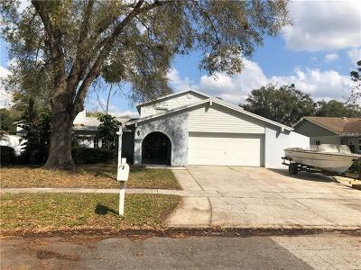 Tampa Single Family Home For Sale: 15619 Cashmere Lane