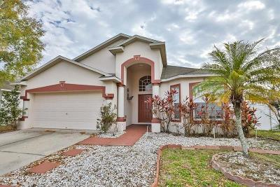 Gibsonton Single Family Home For Sale: 13042 Bridleford Drive