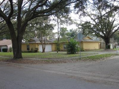 Tampa Single Family Home For Sale: 916 Woodcliff Avenue
