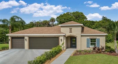 Palmetto Single Family Home For Sale: 6107 Horse Mill Place