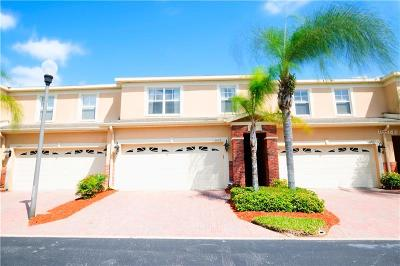 Tarpon Springs Townhouse For Sale: 1459 Hillview Lane