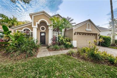 Tampa Single Family Home For Sale: 11805 Derbyshire Drive