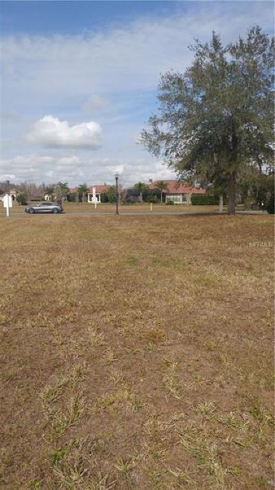 Land O Lakes Residential Lots & Land For Sale: 20454 Lace Cascade Road