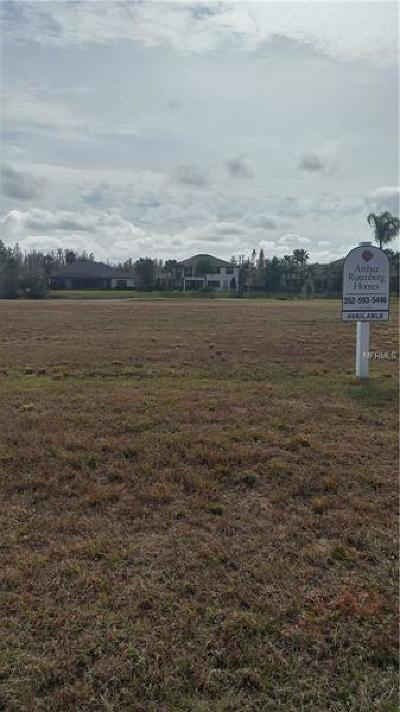 Land O Lakes Residential Lots & Land For Sale: 8706 Bonica Place