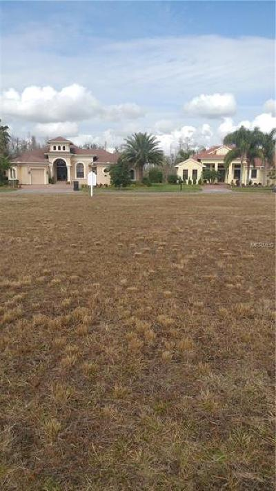 Land O Lakes Residential Lots & Land For Sale: 8736 Bonica Place