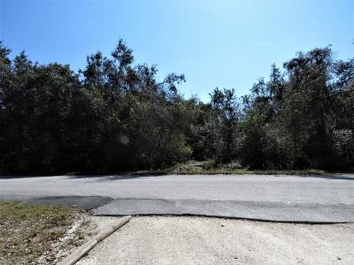 Inverness Residential Lots & Land For Sale: 7558 E Maggee Court