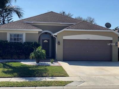 Trinity Single Family Home For Sale: 1749 Citron Court