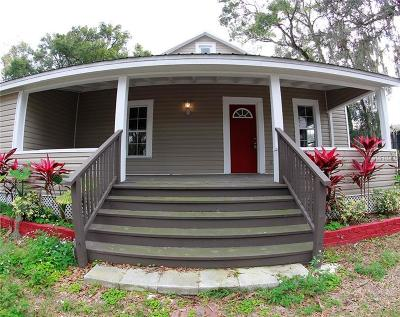 Plant City Single Family Home For Sale: 907 W McLendon Street