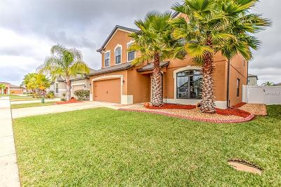 Wimauma Single Family Home For Sale: 14434 Alistar Manor Drive