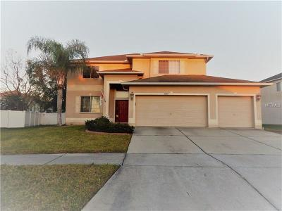 Riverview Single Family Home For Sale: 10807 Hoffner Edge Drive