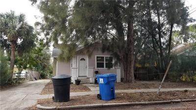 Pinellas County Single Family Home For Sale: 1735 Yale Street S