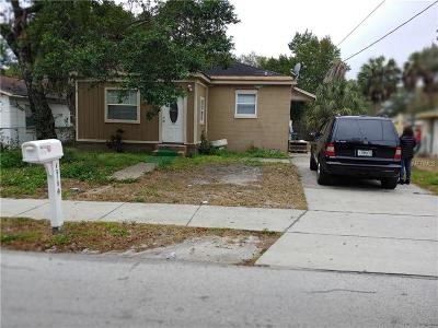 Tampa Single Family Home For Sale: 4618 N 42nd Street