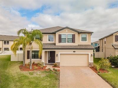 Single Family Home For Sale: 1834 Oak Hammock Court