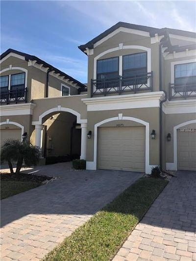 Wesley Chapel Townhouse For Sale: 30275 Southwell Lane
