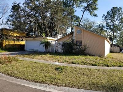 Tampa Single Family Home For Sale: 1916 Gregory Drive