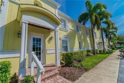 St Petersburg Condo For Sale: 4712 Beach Drive SE #A