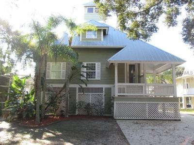 Tampa Single Family Home For Sale: 7808 Bay Drive