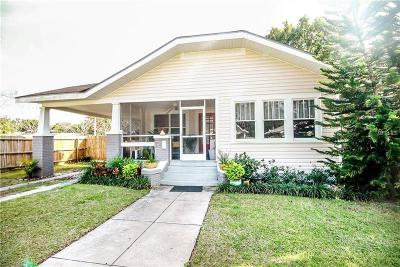 Tampa Single Family Home For Sale: 102 W Fern Street