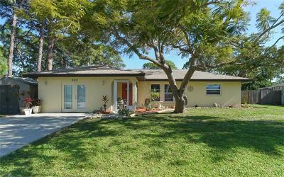 Venice Single Family Home For Sale: 955 Queen Road